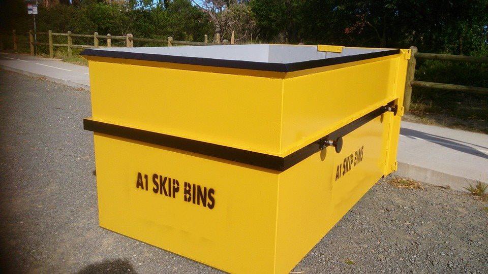 4m Skip Bin